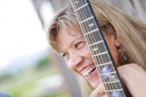 Singer-Songwriter Sue Krehbiel