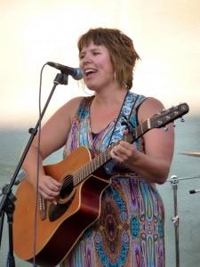 Singer-Songwriter Emily Dunbar