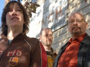 Piano Rock-Pop Trio True Margrit
