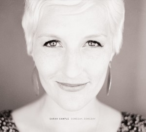 Sarah Sample someday someday album cover