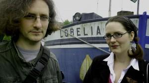 Steve and Lobelia Lawson