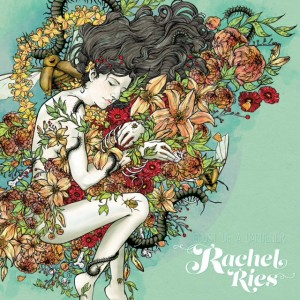 Rachel Ries Ghost of a Gardener Cover